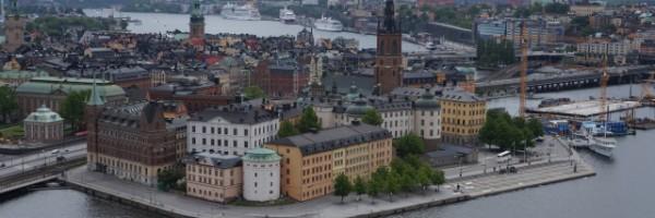 魔女の宅急便のモデルになったスウェーデン